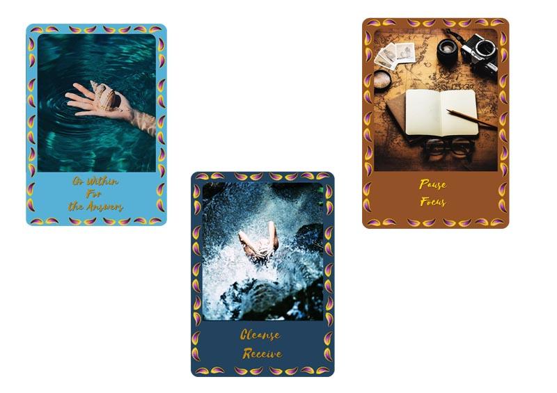 Cartes Divinatoires pour Alike.K.Tracey