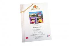Mise en page Catalogue