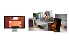 Site Internet & Prise de vue pour Hammam Bien être Rabera